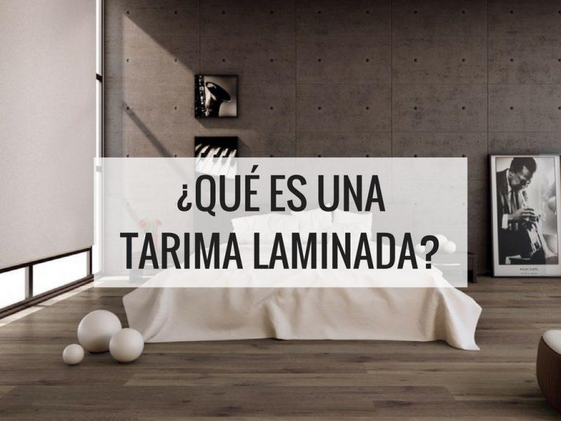 QUÉ ES UNA TARIMA LAMINADA ARQUIDECORA