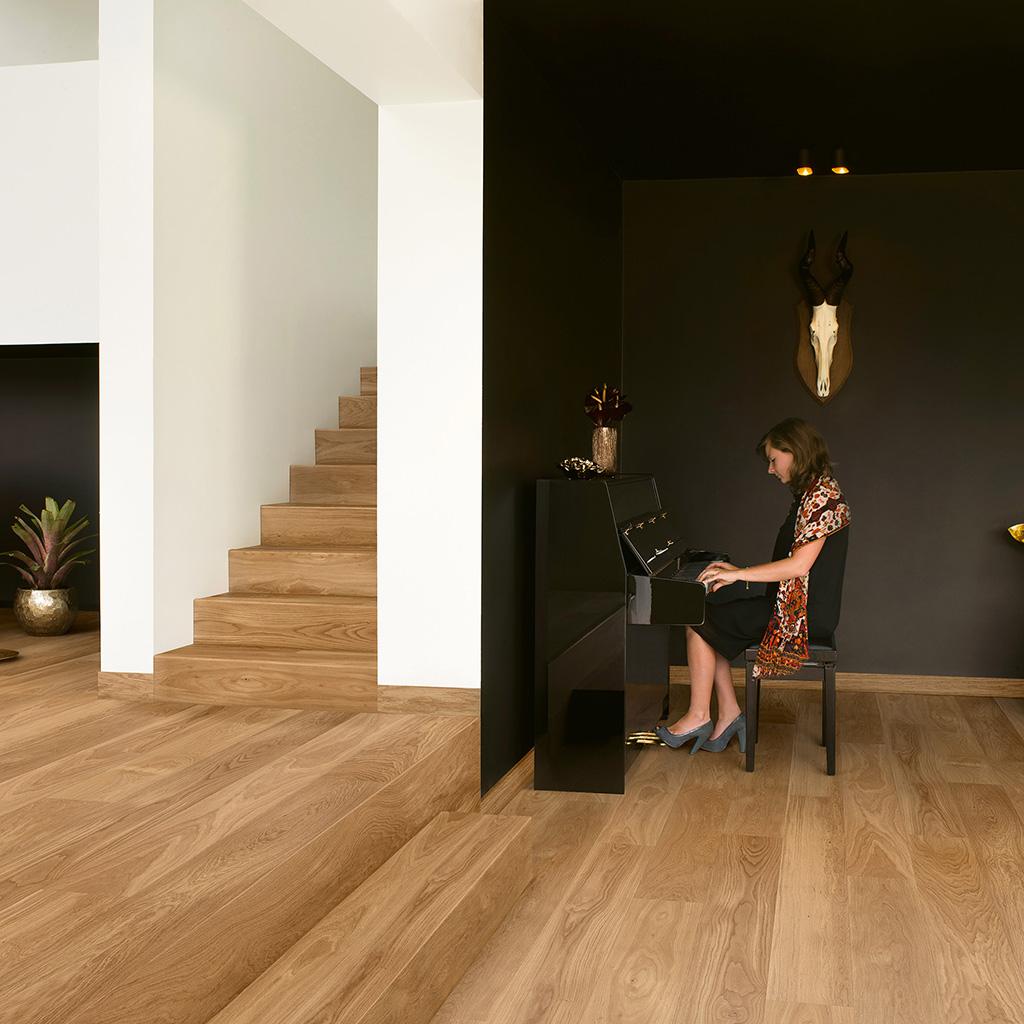 Tarima flotante de madera natural arquidecora5