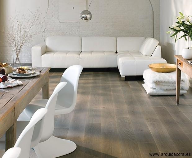 Salón con parquet QuickStep Palazzo en Pavimentos Arquiservi al mejor precio