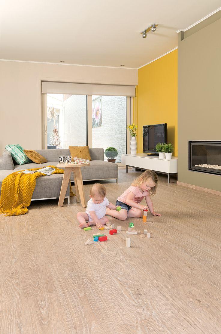 Tarimas vinílicas para cuartos infantiles