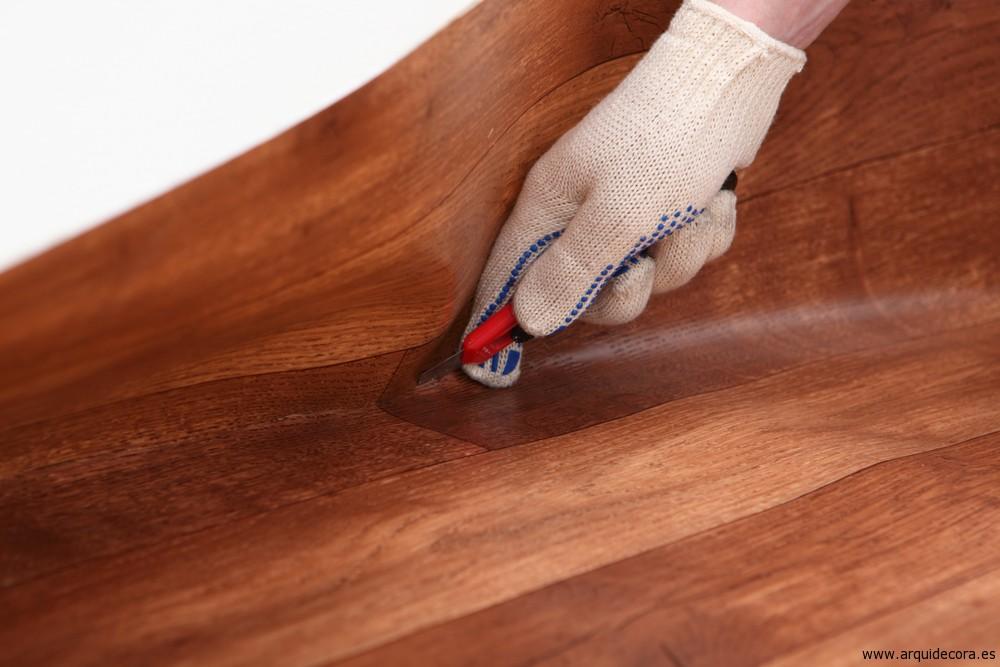cómo instalar un suelo vinílico en rollo