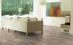Suelos de madera envejecida Suelo laminado Madera Antigua Multistrip de la colección Vitality Line de Ter Hurne