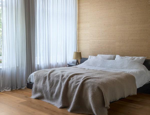 habitacion parquet natural Quick-step palazzo acabado barnizado pavimentos Arquiservi