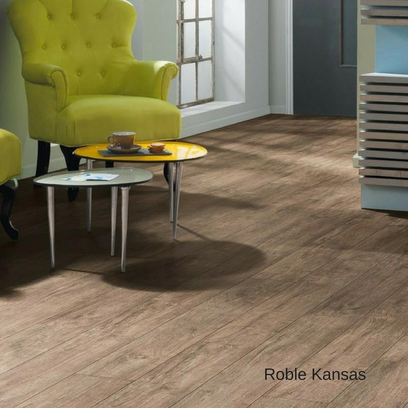 sala mesas sillon suelo laminado roble kansas tritty 250 haro pavimentos arquiservi