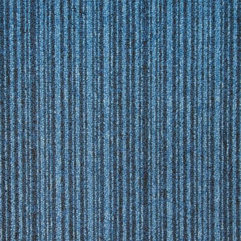 moqueta azul coleccion prima ligne tecsom pavimentos arquiservi