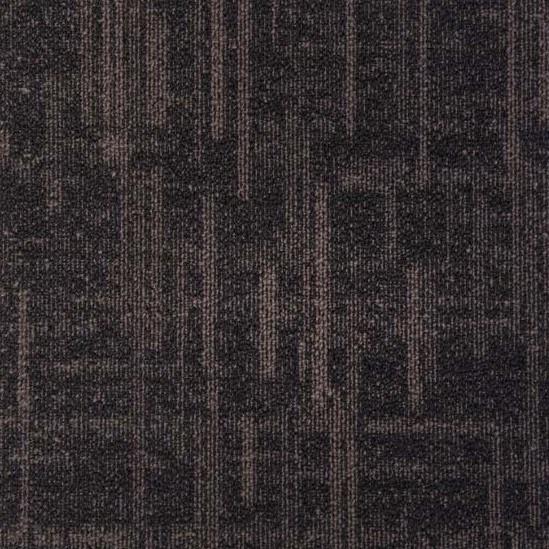moqueta marron oscuro coleccion eline evolution tecsom pavimentos arquiservi