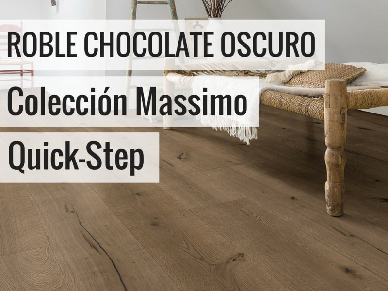 Roble chocolate oscuro