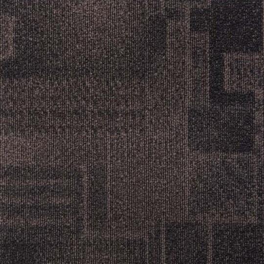 moqueta marron coleccion esquare evolution tecsom pavimentos arquiservi