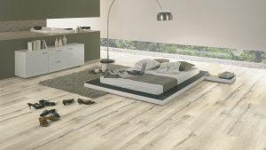 El suelo laminado Wineo 50 tirol oak white pavimentosarquiservi