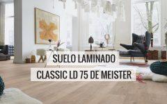 SUELO LAMINADO CLASSIC LD 75 DE MEISTER PAVIMENTOS ARQUISERVI