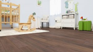 SUELO LAMINADO COURAGE LINE am D08 ROBLE MARRON CAFÉ TERHURNE PAVIMENTOS ARQUISERVI