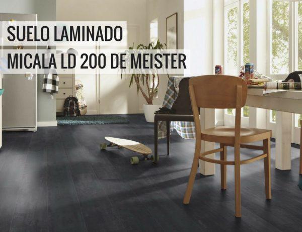 SUELO LAMINADO MICALA LD 200 DE MEISTER PAVIMENTOS ARQUISERVI
