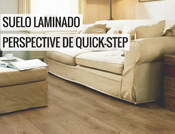 SUELO LAMINADO PERSPECTIVE DE QUICK-STEP PAVIMENTOS ARQUISERVI