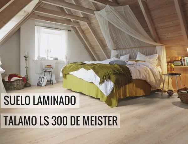SUELO LAMINADO TALAMO LS 300 DE MEISTER PAVIMENTOS ARQUISERVI