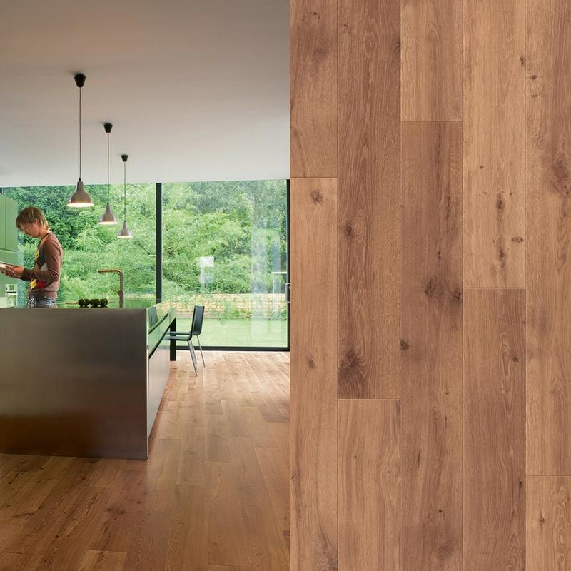 suelo laminado roble vintage barnizado natural perspective quick-step pavimentos arquiservi