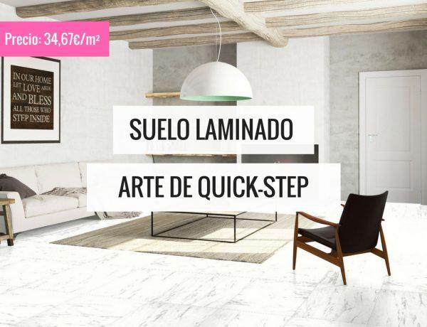 suelo laminado arte de quickstep arquidecora