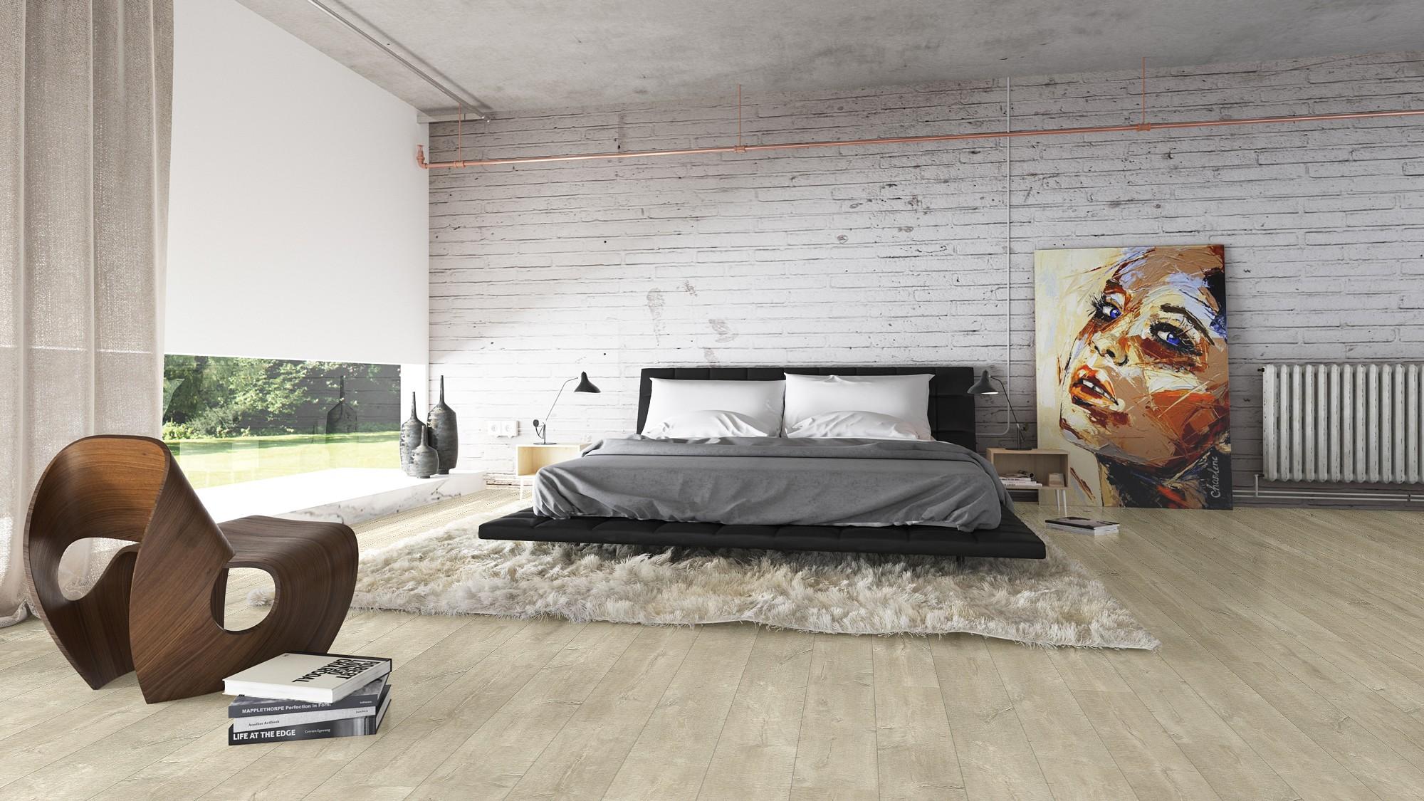 suelo laminado prespective wide de quickstep roble claro corte sierras pavimentos arquiservi
