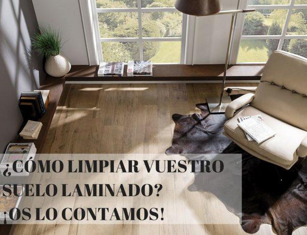 ¿CÓMO LIMPIAR VUESTRO SUELO LAMINADO-¡OS LO CONTAMOS! PAVIMENTOS ARQUISERVI