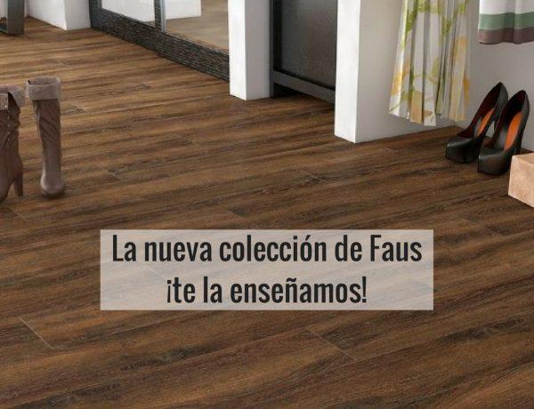 La nueva colección de Faus ¡te la enseñamos! pavimentos arquiservi
