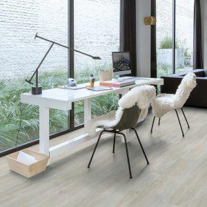 tarima vinílica roble seda claro livyn balance click quick-step pavimentos arquiservi