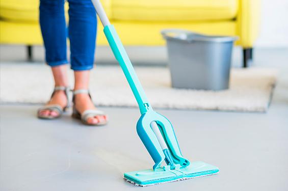 Cómo limpiar suelos vinílicos