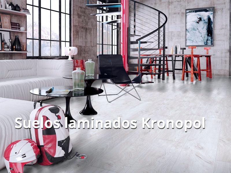 suelos laminados Kronopol