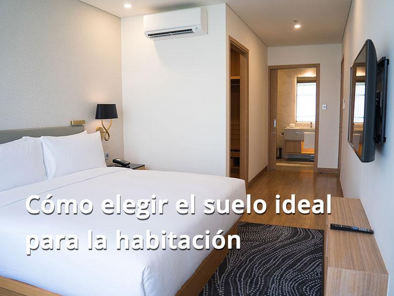 suelo ideal habitación
