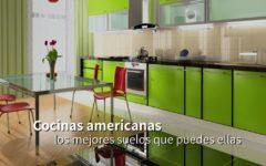 cocinas americanas