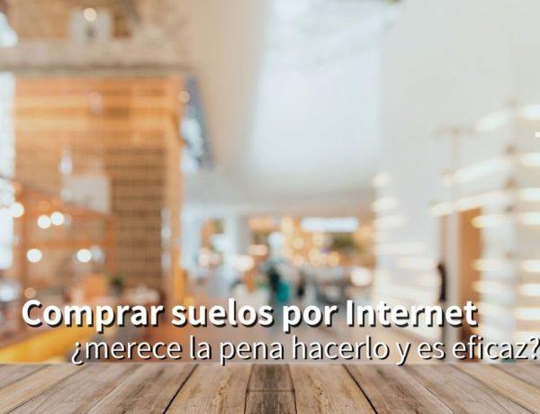 comprar suelos por internet merece la pena