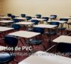 Suelo de PVC para colegios, guardería y otros centros educativos