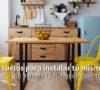 3 suelos que puede instalar en casa uno mismo