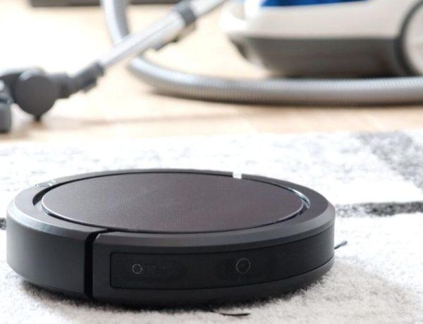 Robot aspirador: suelos limpiar