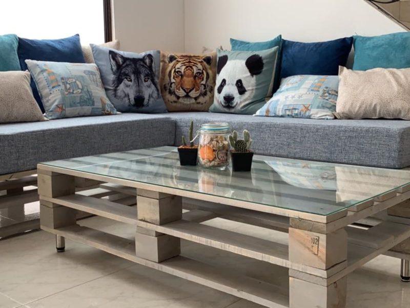 muebles con palets para decorar tu casa: cómo hacerlo