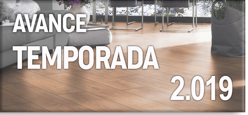 Avance temporada for Suelos laminados kronoswiss