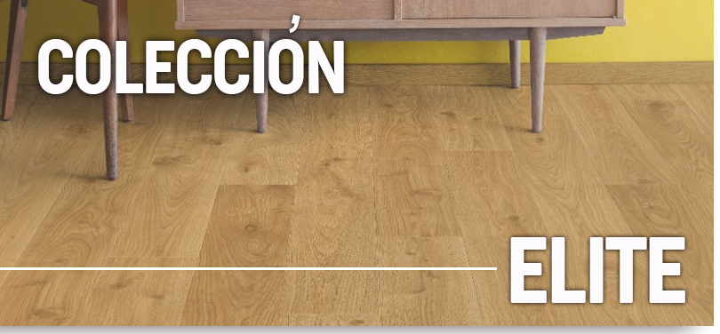 Suelo laminado Quick Step - Elite