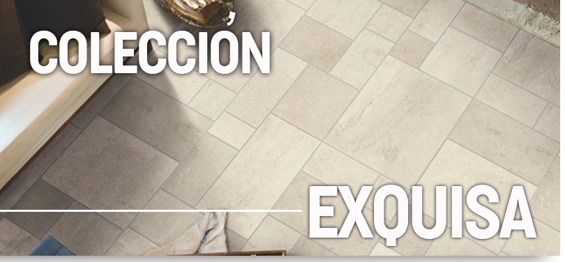 Suelo laminado Quick Step - Exquisa