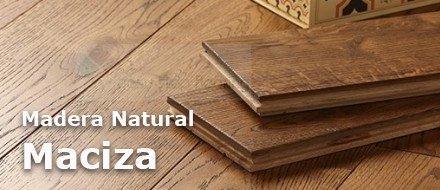 Madera natural maciza - Parquet de madera natural ...